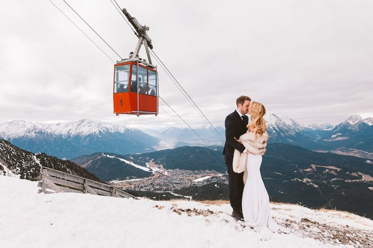 Winter Wedding Austria
