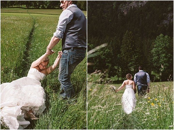 Austria Elopement by Wild Connections Photography