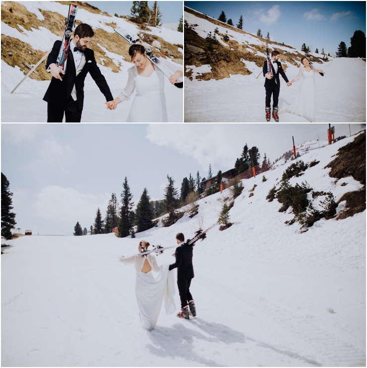 Honeymoon Shoot In Austria, Honeymoon Shoot In Austria