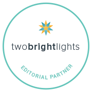 Two Bright Lights partner badge