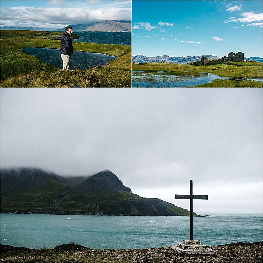 The fjords on a road trip around Iceland's Ring Road by Carlyn K Photography
