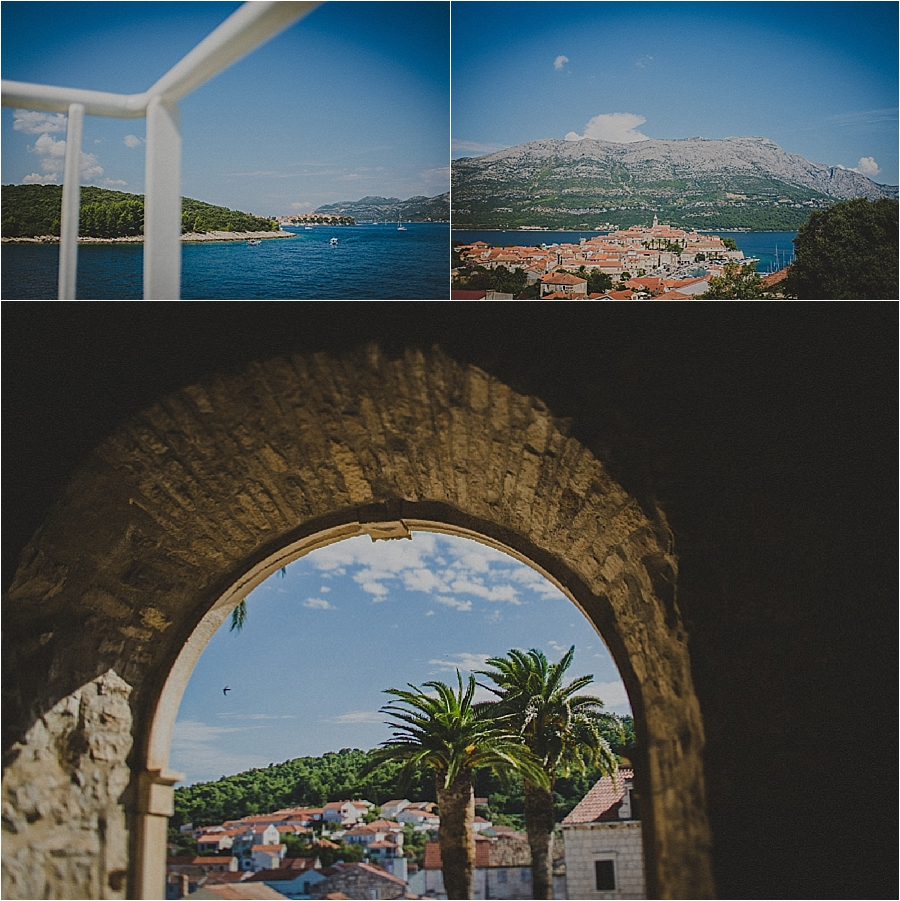 A small town in Croatia by Matija Kljunak Weddings