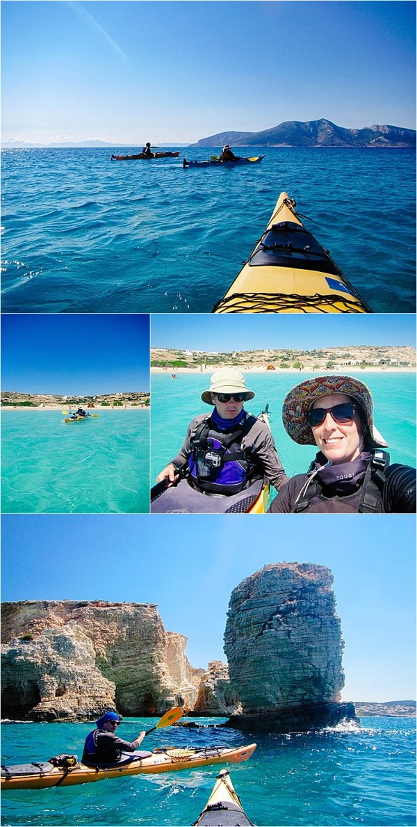 Sea kayaking in Greece by Mister Pretty's Pictures