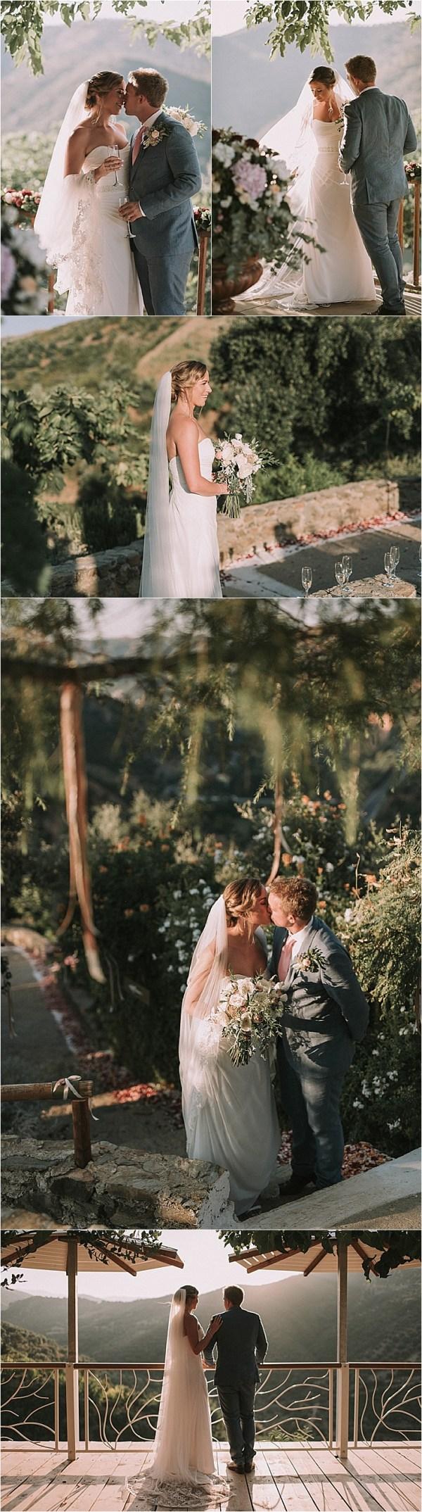 Botanical Park of Crete wedding by Andreas Markakis Photography