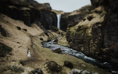 Iceland Wedding by Wild Connections Photography
