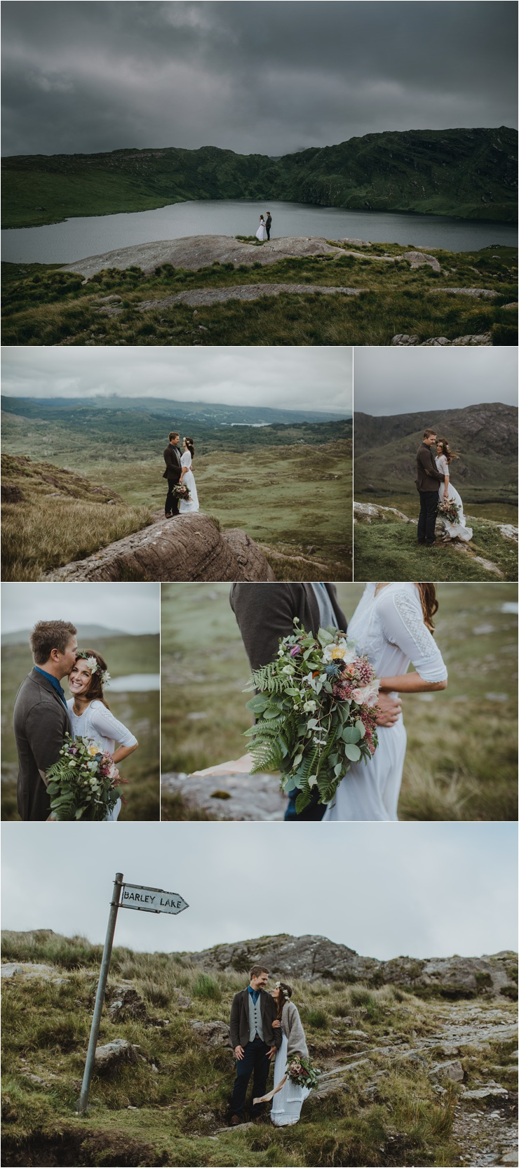 A wild Irish elopement in Glengarriff in West Cork by Paula O'Hara Photography