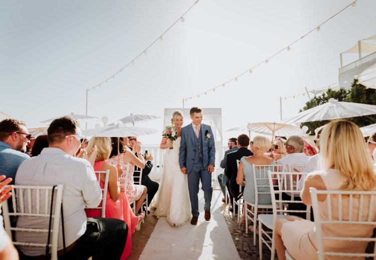 Cas Mila Ibiza wedding by Wild Connections Photography