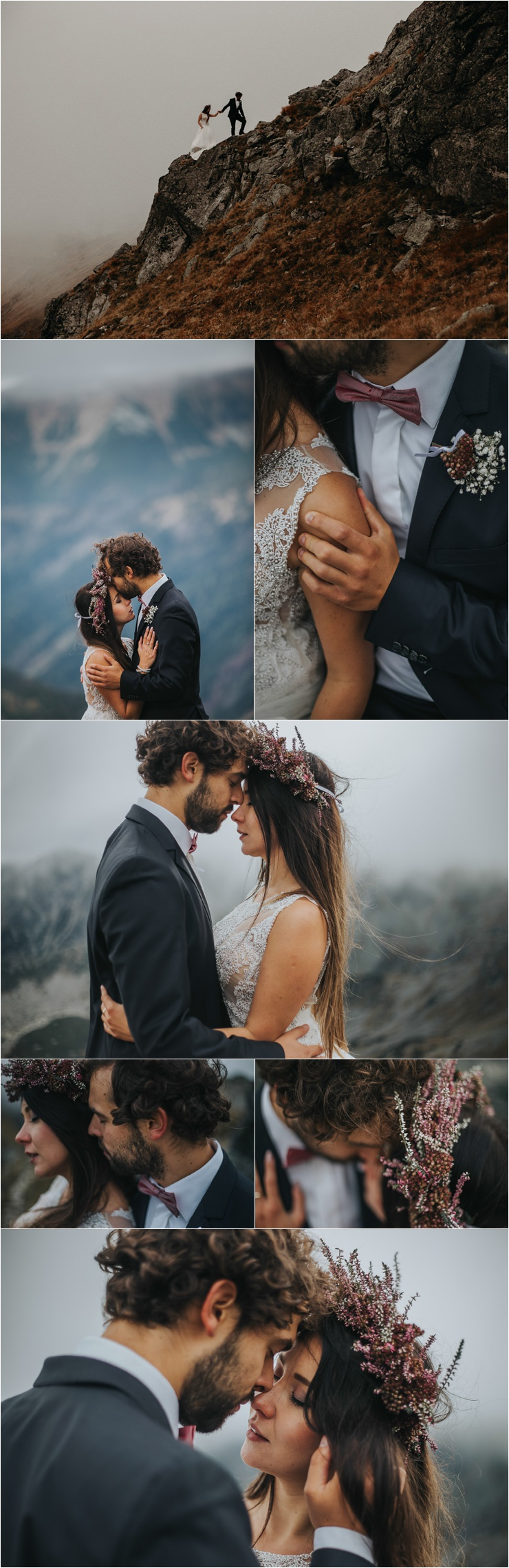 After-Wedding Shoot In The Tatra Mountains In Poland by Fotomagoria