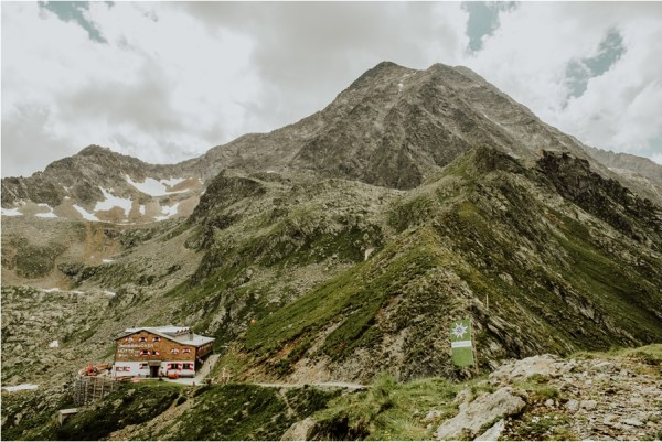 The Innsbrucker Hütte mountain hut by We Are The Wanderers