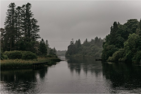 The grounds of Ballynahinch Castle by No Other Love Photography