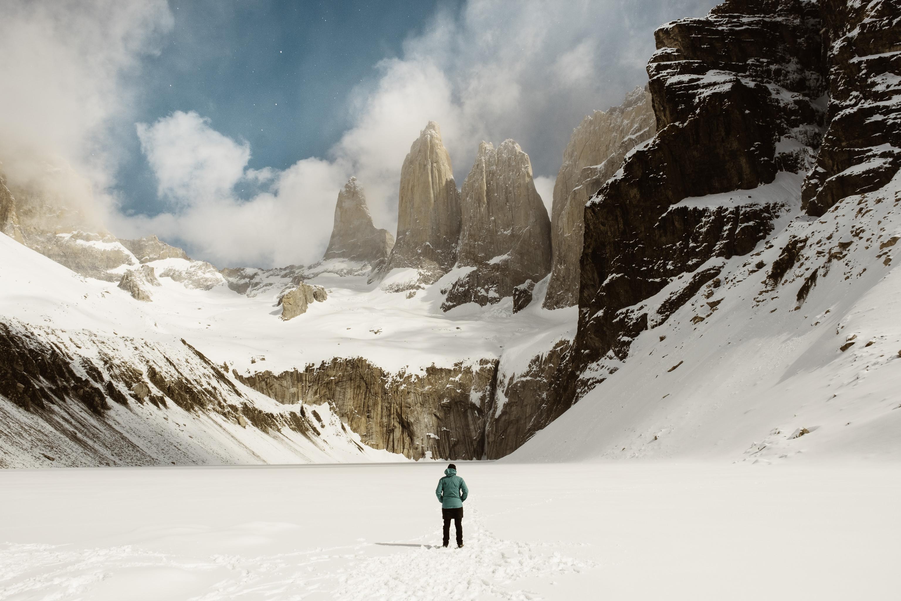 Torres del Paine Social Media LNT