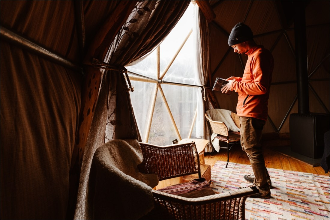 Eco Camp Patagonia in Torres Del Paine by Wild Connections Photography