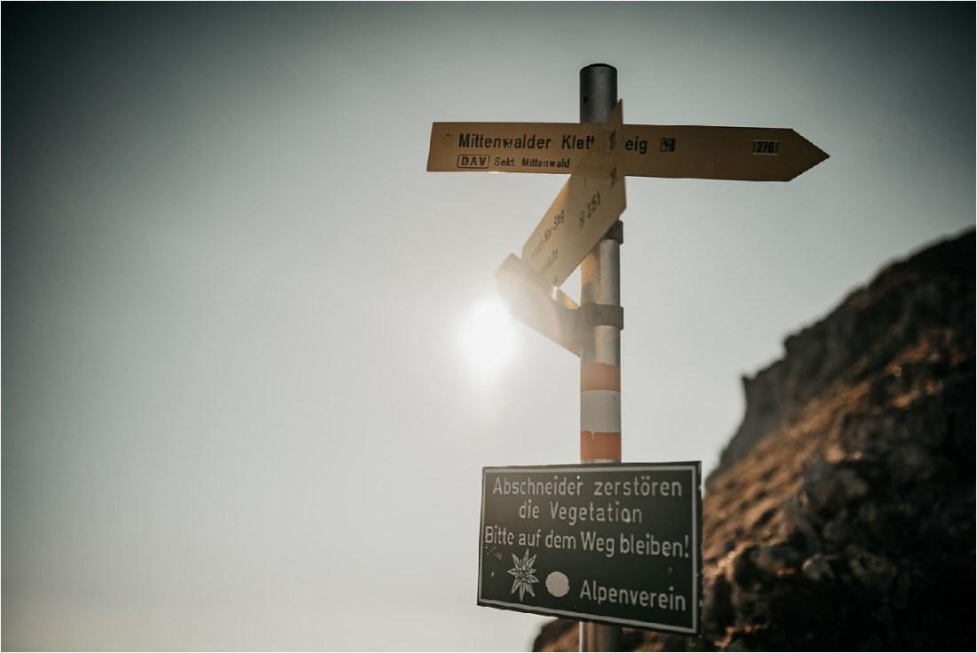 Karwendal Mittenwald by Aneta Lehotska