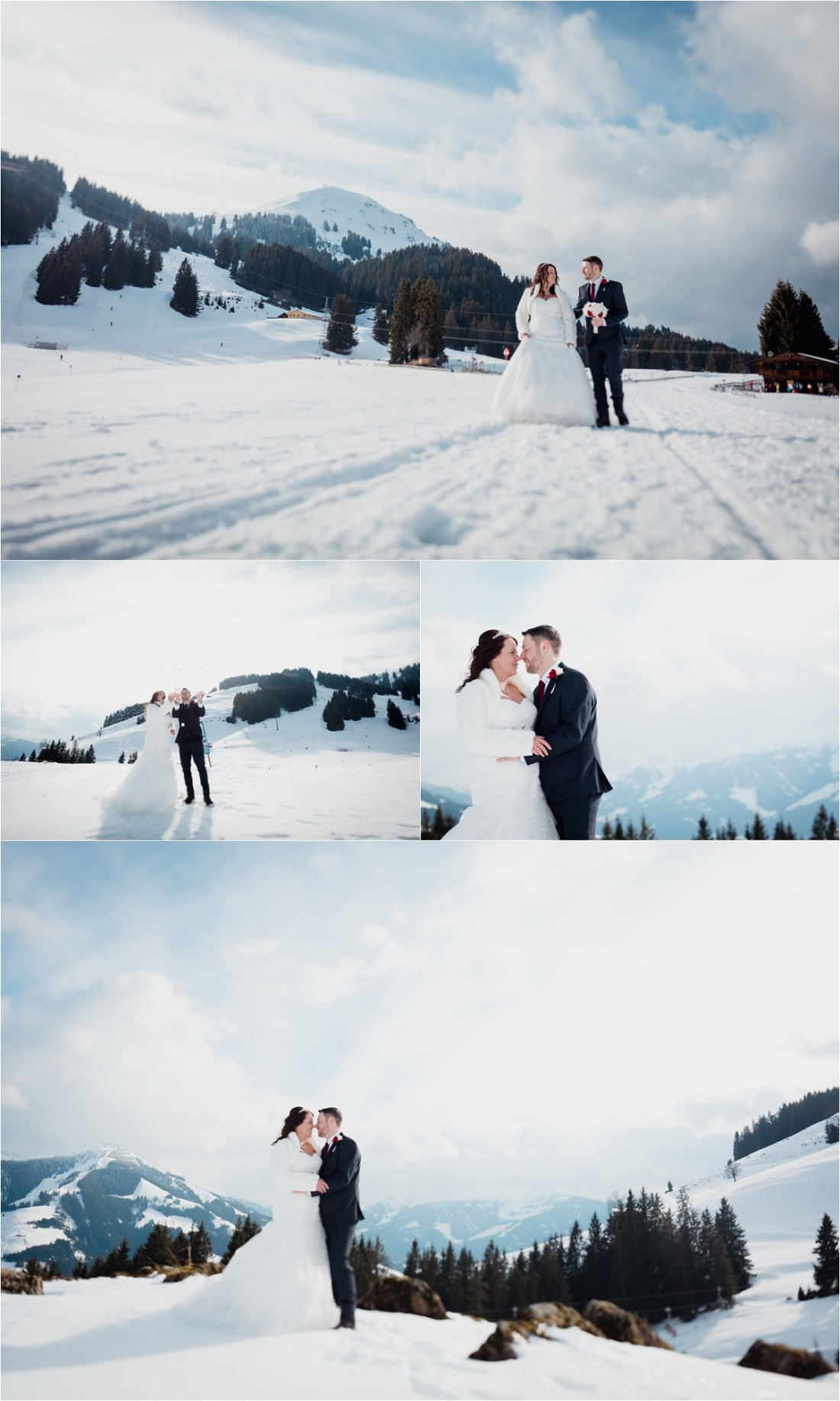 Winter wedding in Austria by Wild Connections Photography