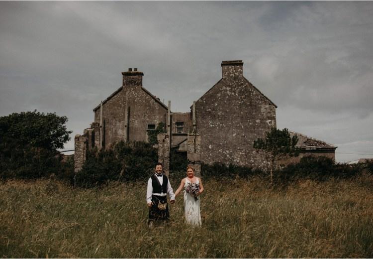 Aran Islands Intimate Wedding