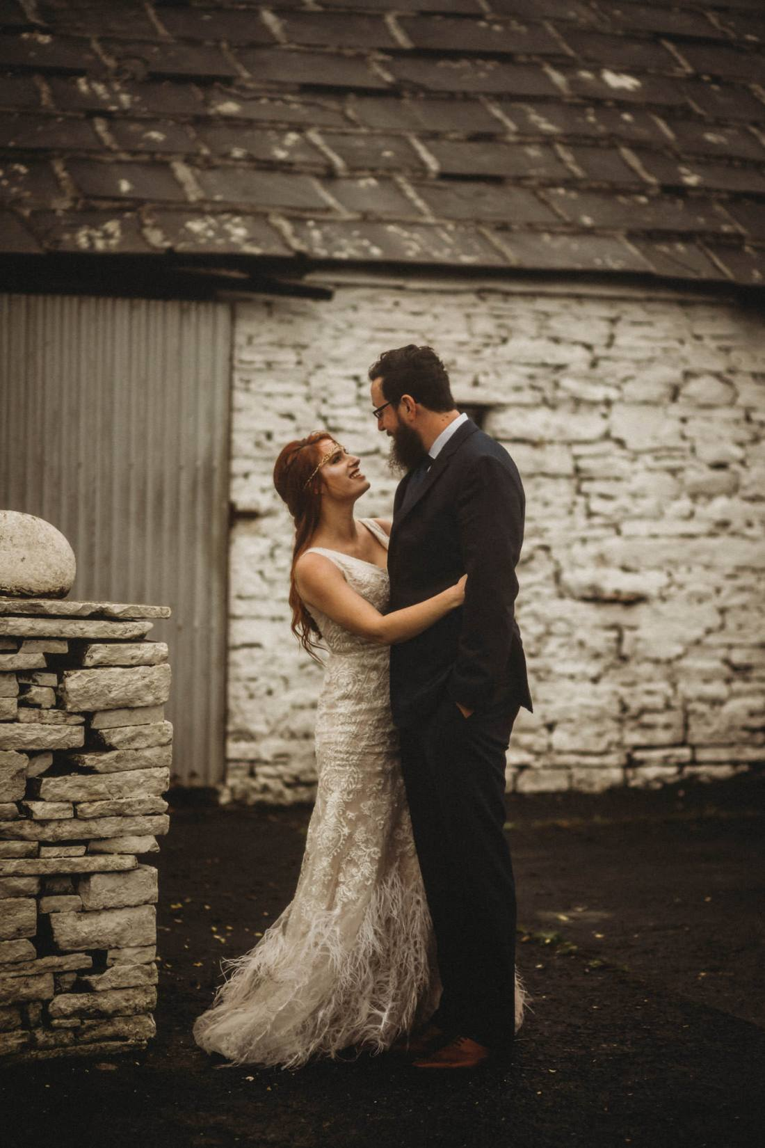 Irish Elopement, Irish Elopement In Co. Clare