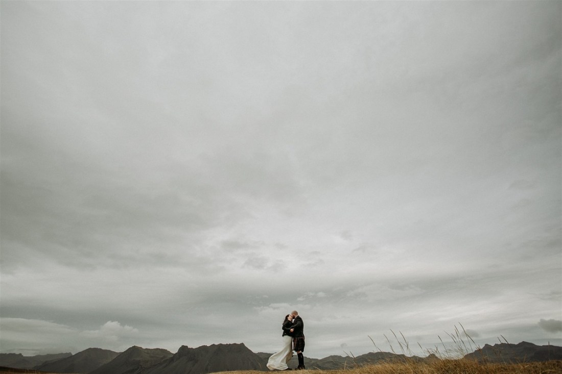 Elopement Iceland, An Elopement Across 2 Continents In Iceland
