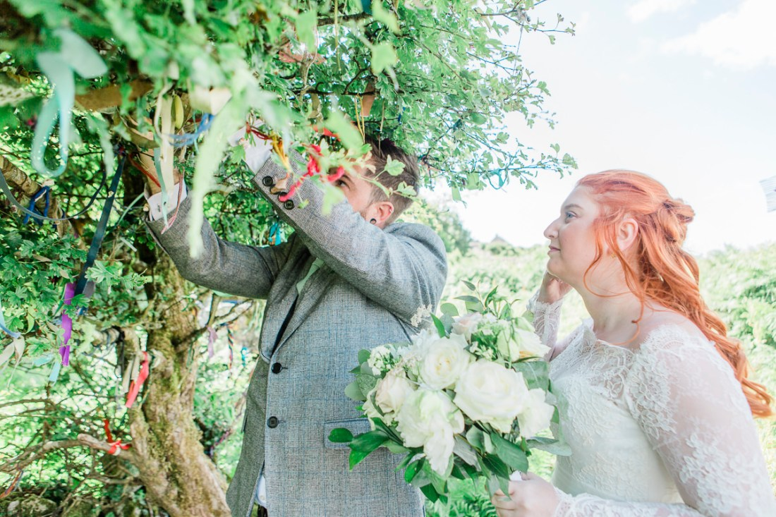 microwedding in ireland, Microwedding in Ireland on the Island of Inish Mor