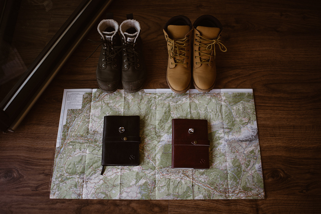 Hiking Elopement Gear