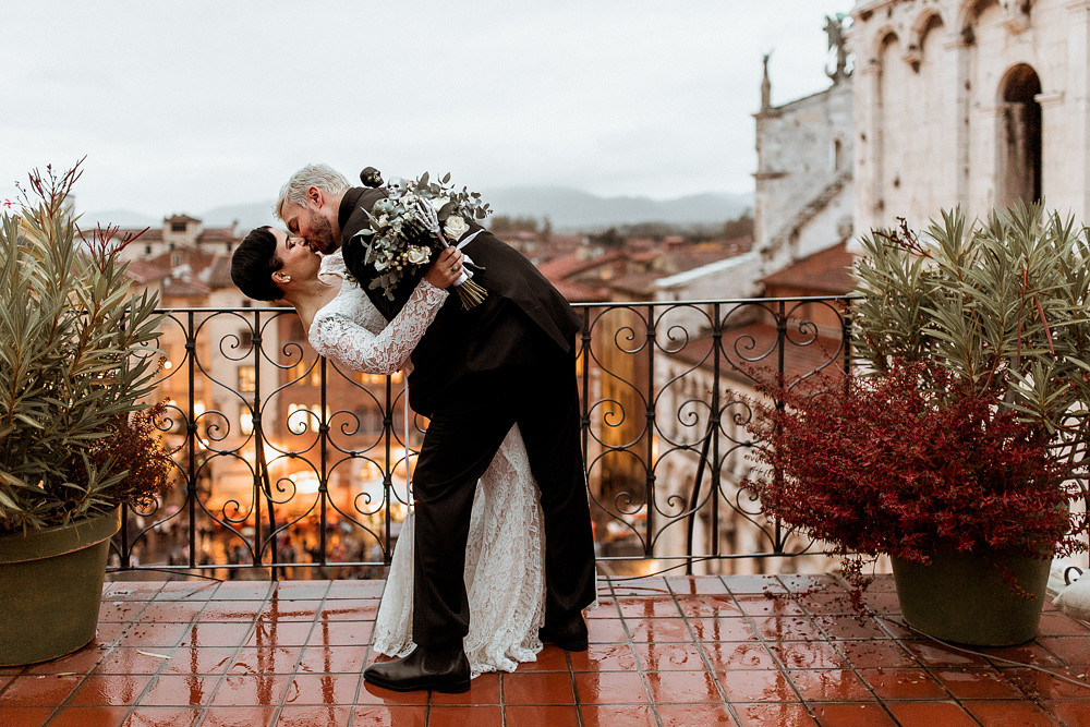 Halloween Elopement in Italy, Halloween Elopement in Italy
