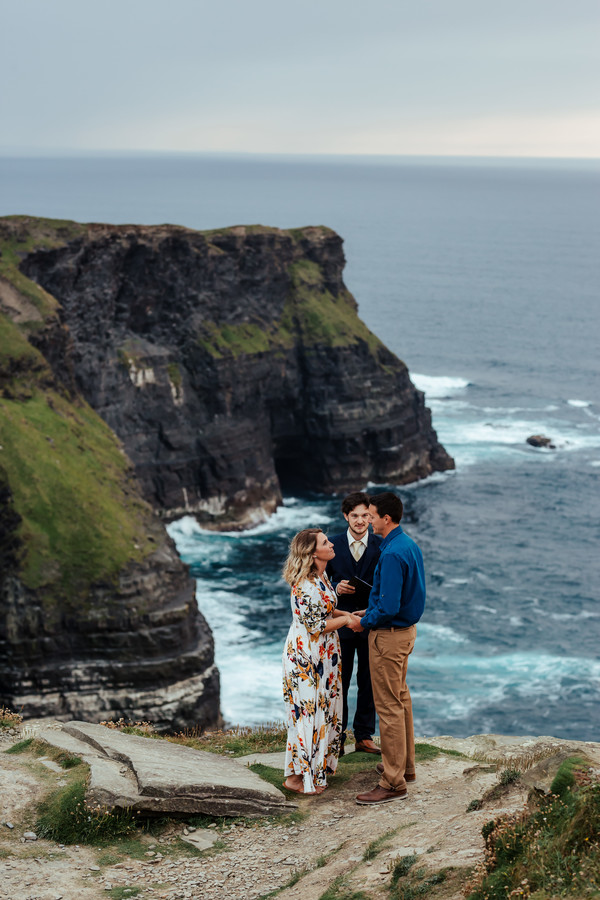 Vow Renewal in County Clare