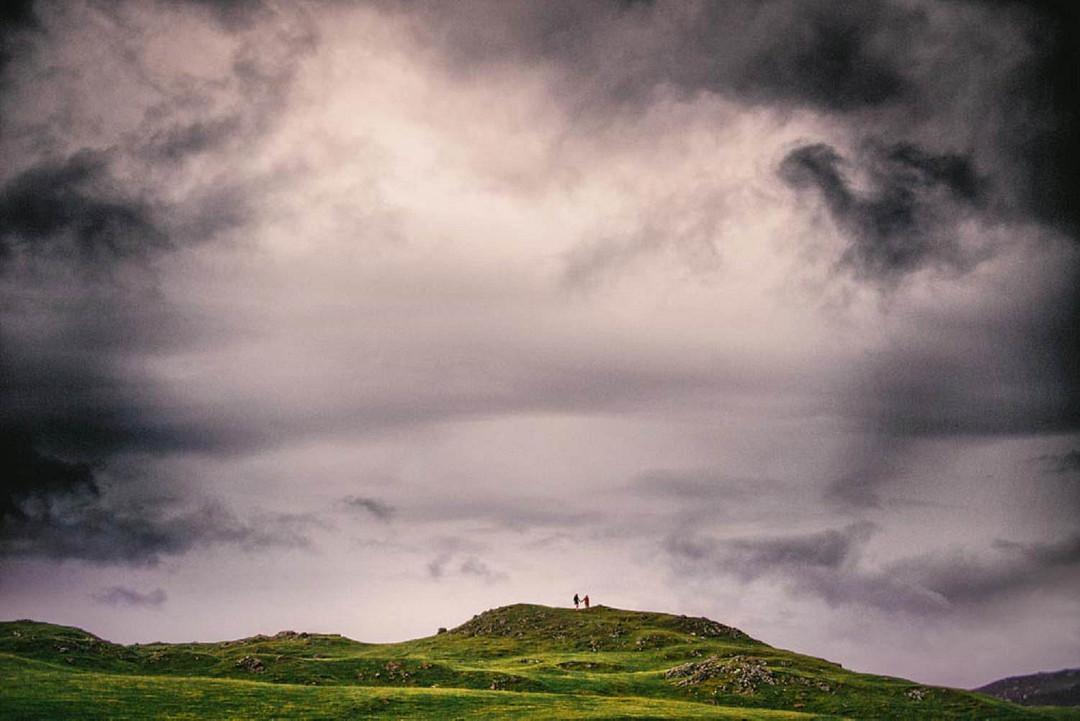 tour through the Shetland Islands, Four-day engagement tour through the Shetland Islands