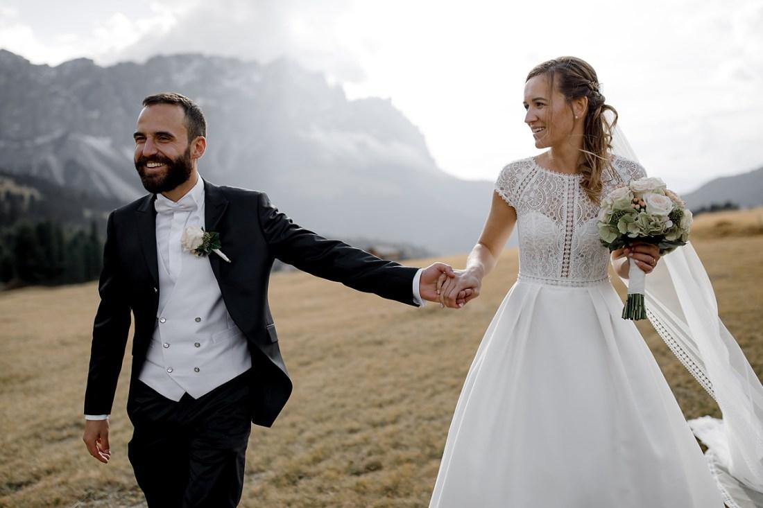 Mountain Wedding in South Tyrol