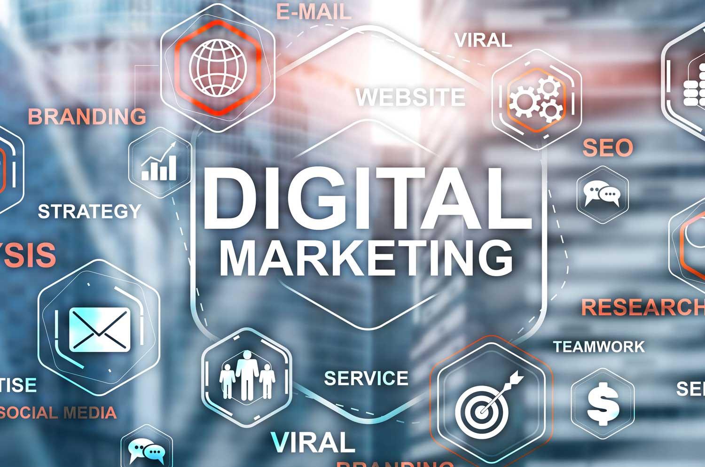 digital marketing mix images
