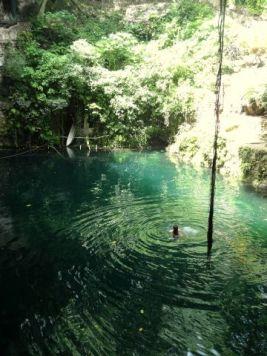 Cenote Valladolid