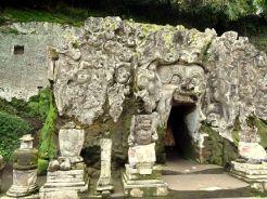 Goa Gajah tempel