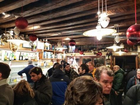 Venetie Chicetti bar