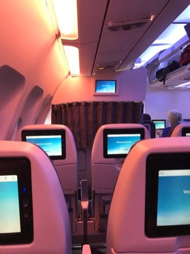 Air Transat vlucht naar Canada