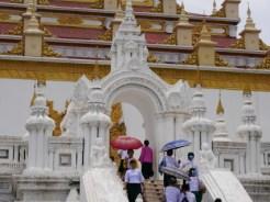 Atumashi Kyaung tempel Mandalay
