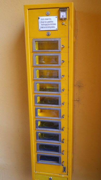 Automaten in Wenen