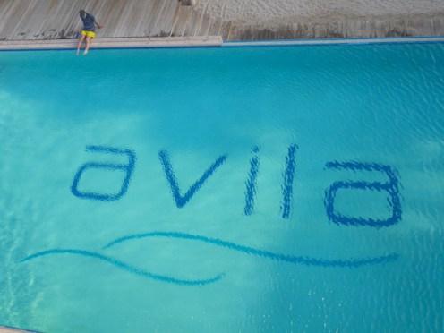 Avila zwembad curacao