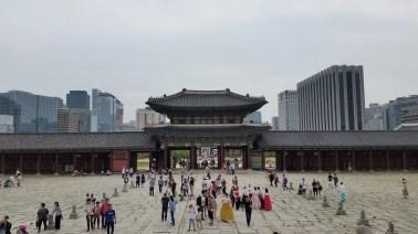 Backpacken zuid korea Seoul