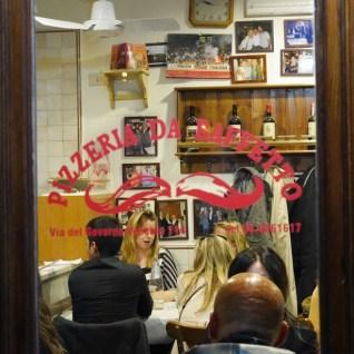 Baffetto pizzaria rome