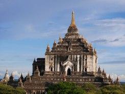 Bagan tempel in Myanmar