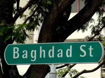 Baghad Street Singapore