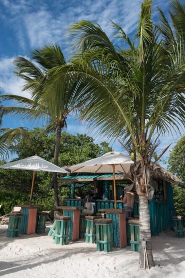 Bezienswaardigheden Aruba vakantie tips Renaissance Island