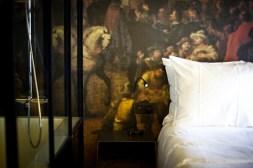 Bijzonder overnachten in het mooie hotel o