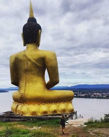 Boeddha beelden laos