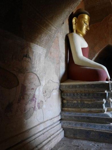 Boeddhabeeld Bagan