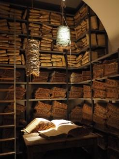 archief van napels