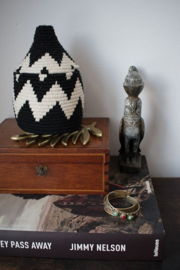 Boho inrichting bohemian interieur