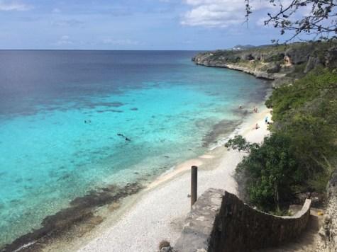 Bonaire 1000 Stairs Beach