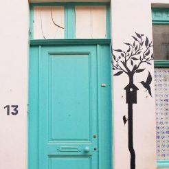 Brugge streetart