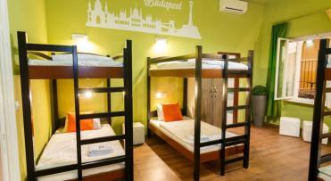 Budapest hostel
