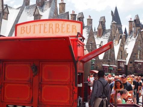 Butterbeer harry potter world