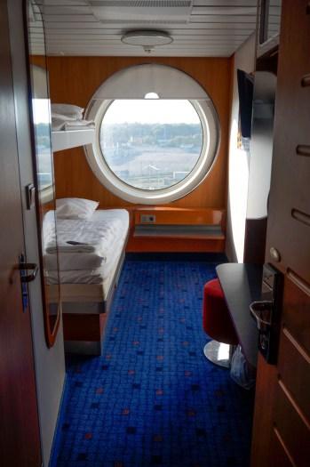 Cabin Met de ferry naar Londen Stena Line-2